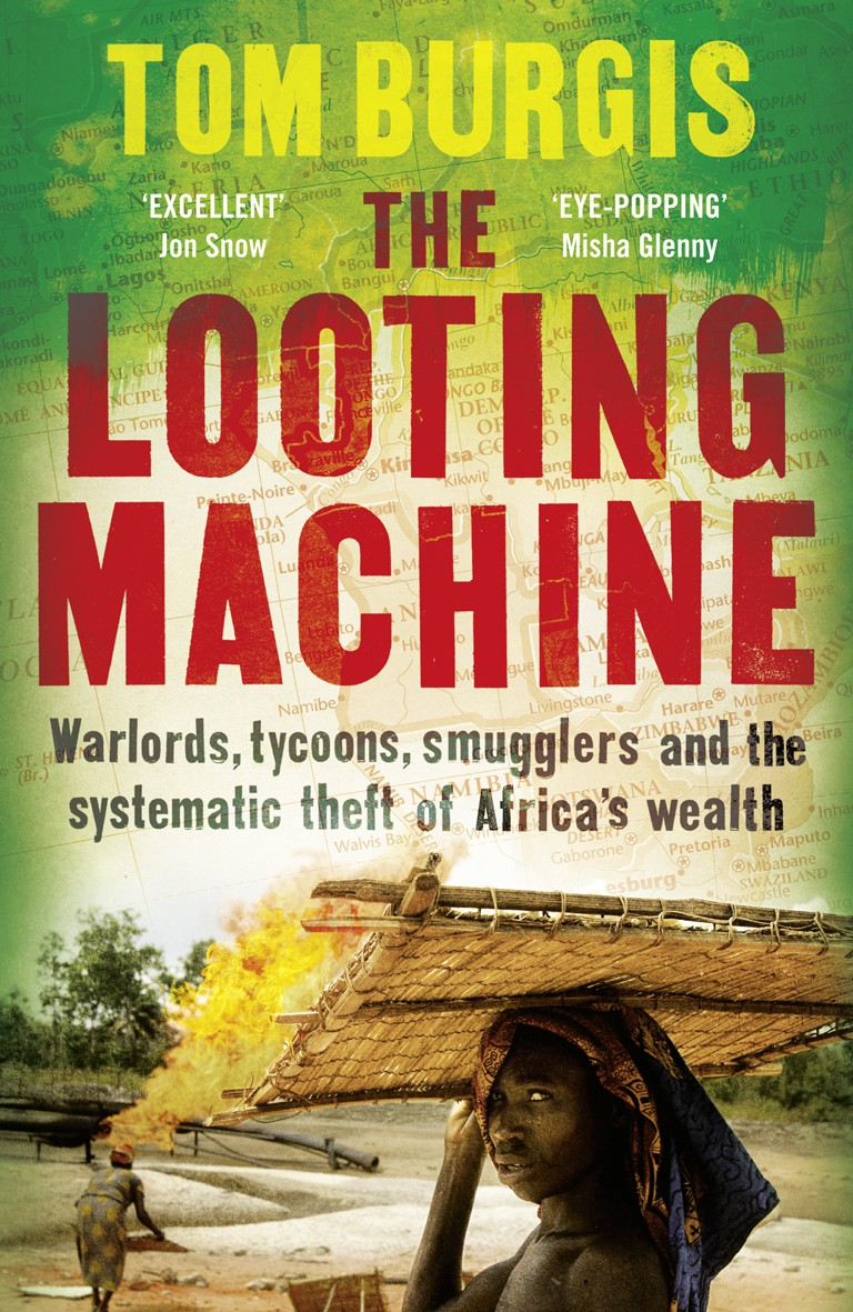 the-looting-machine Tom Burgis