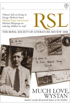 2008 RSL  Review Cover