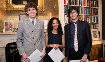 RSL Jerwood Awards for Non-Fiction 2014