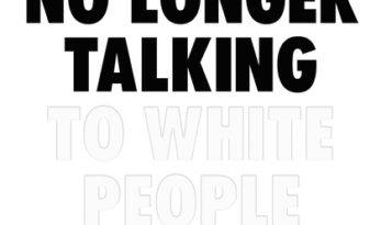 Members' Book Group –  Why I'm No Longer Talking to White People About Race by Reni Eddo-Lodge