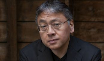 Kazuo Ishiguro is awarded the Nobel Prize in Literature 2017