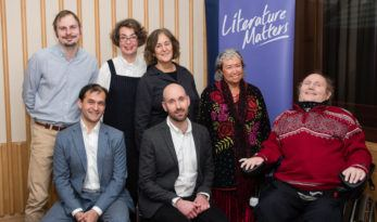 RSL Literature Matters Awards 2018 – winners announced