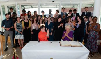 The RSL elects 40 new Fellows under the age of 40