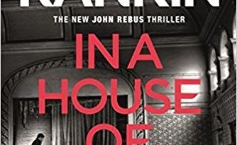 Members' Book Group – In a House of Lies by Ian Rankin