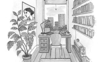 A Room of My Own: A Survey of What UK Writers Need to Work