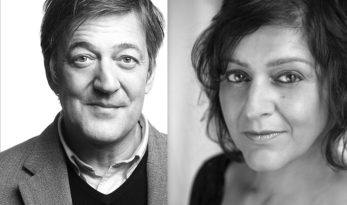 Literature Matters: RSL 200 – Stephen Fry and Meera Syal