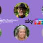 Winners of the Sky Arts RSL Writers Awards Announced
